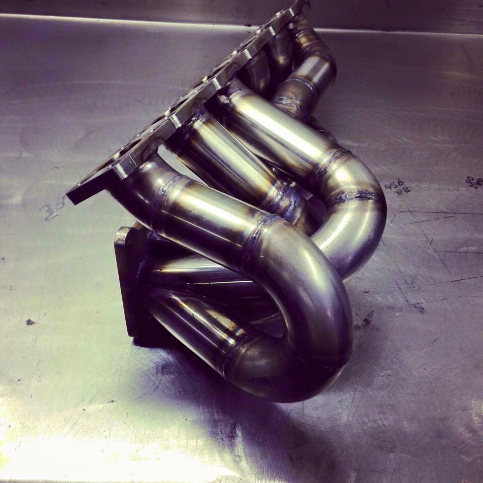 E30 E36 E46 M50 Turbo Stainless Manifold