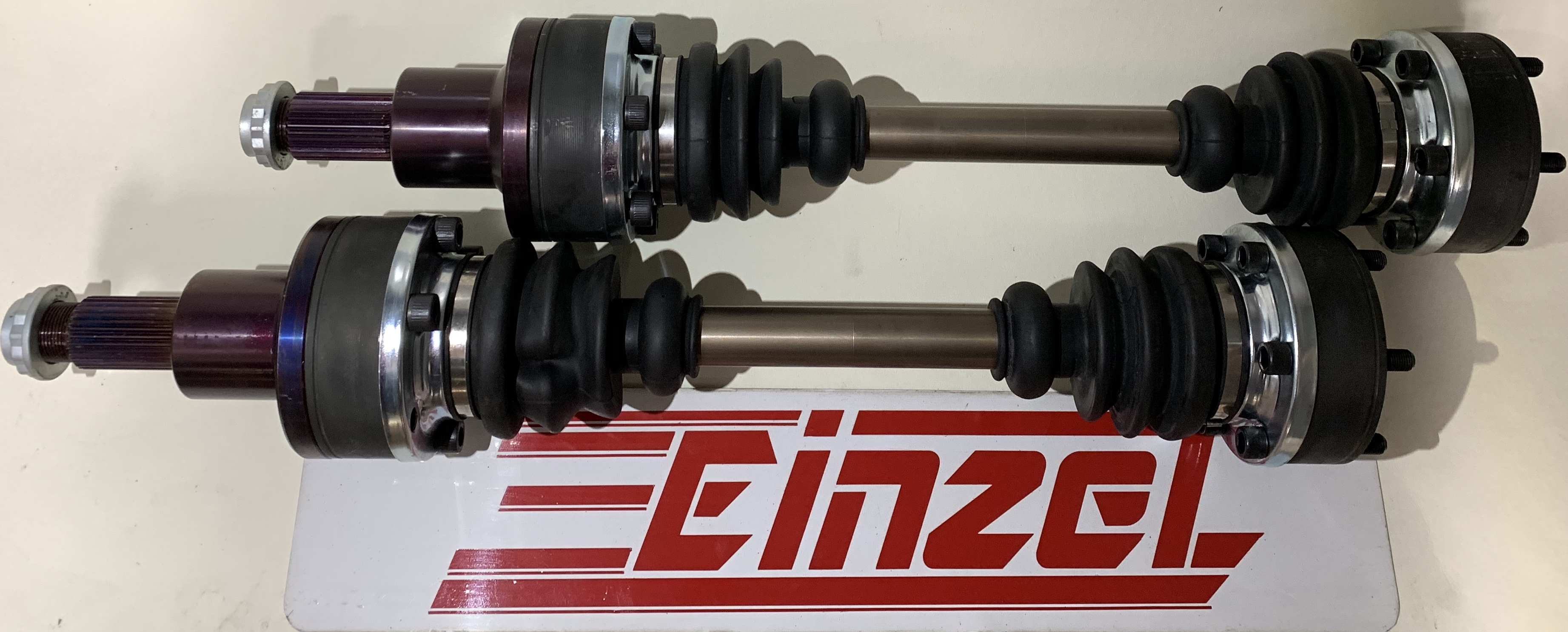 Nissan S13 S14 S15 Axles QC Double Bolted