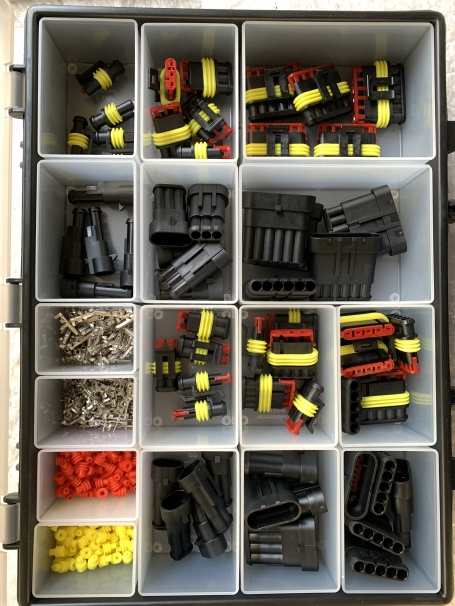 Superseal Connectors Assortment Box