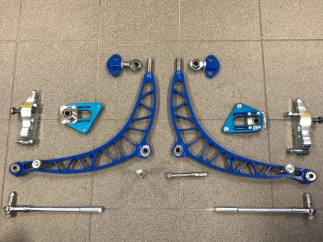 Wisefab BMW E46 Lock Kit Drift 3-series