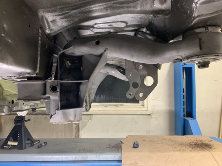 E46 Quick Change Subframe