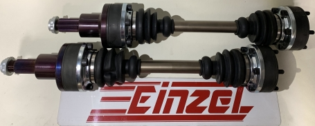 E46 Axles QC Double Bolted