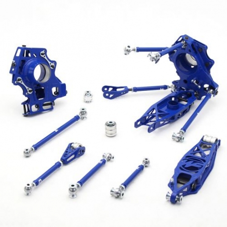 Wisefab BMW E90 E92 E81 E82 3-series 1-series Rear Kit  Drift and Race
